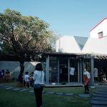 充滿陽光的活動「京都職人咖啡 × 森/CASA at 毛院子」