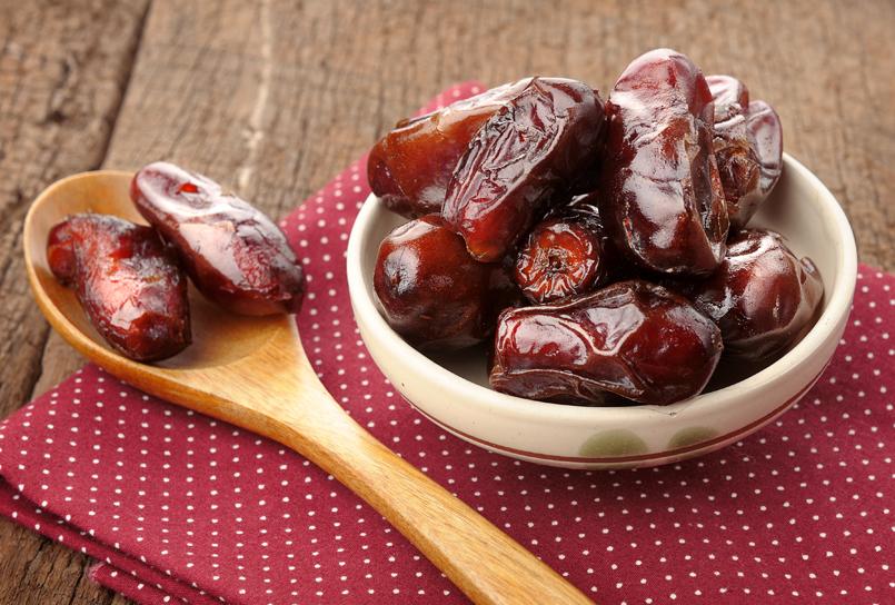 Basil Bandwagon's date caramel dip recipe