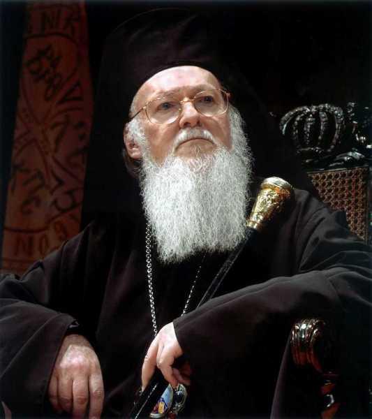 His All Holiness Ecumenical Patriarch Bartholomew