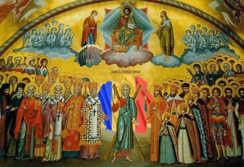 Romanian Saints