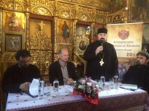 Conferinţă la Târgu Ocna