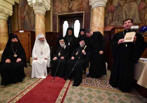 Eveniment cultural la Mănăstirea Antim