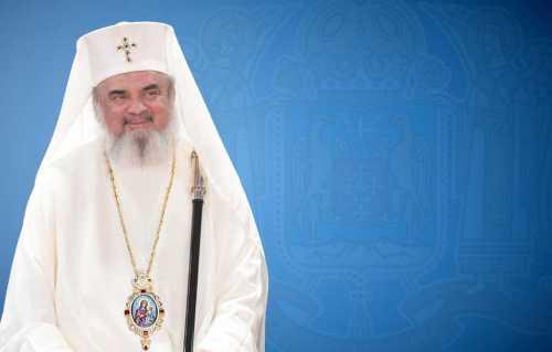#ITO2016 Zâmbetul Patriarhului Patriarhul Daniel