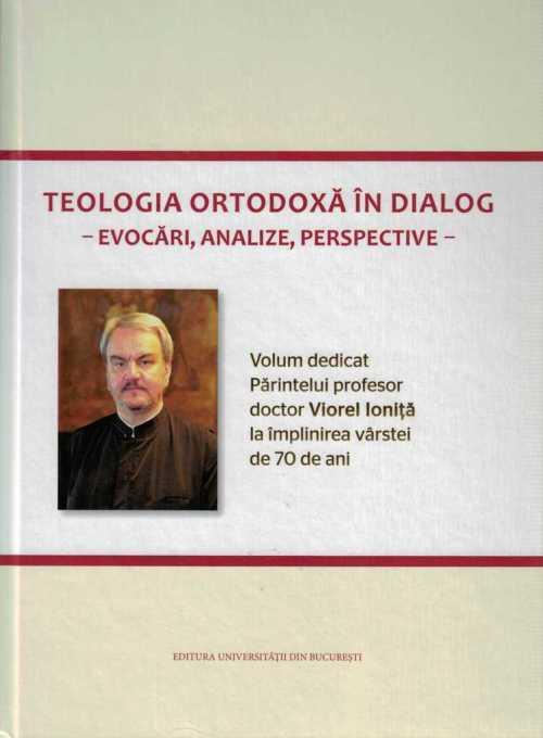 Teologia Ortodoxă în dialog