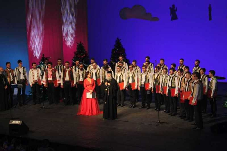 IPS Irineu la spectacolul caritabil de Crăciun
