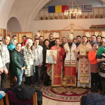 PS Macarie la slujba Sfantului Arhidiacon Ștefan