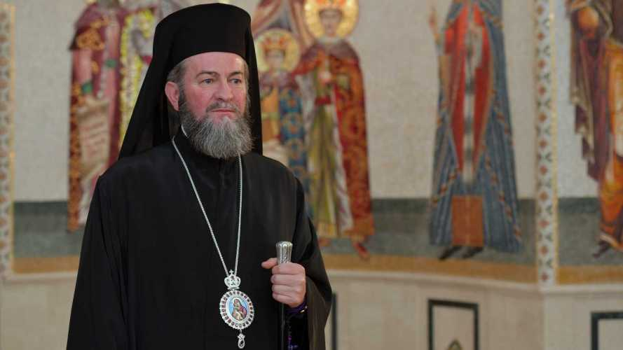 Holy Synod elects His Grace Justin as new Bishop of Maramureş and Sătmar