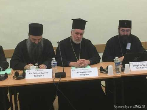 V European Orthodox-Catholic Forum concludes its works in Paris