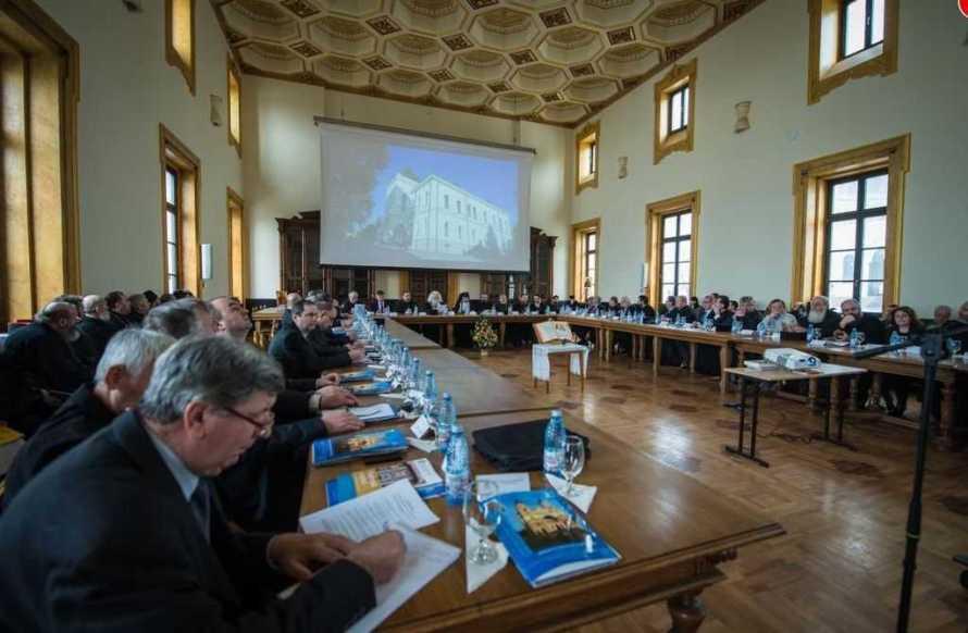 IPS Teofan - Adunare Eparhială 2017