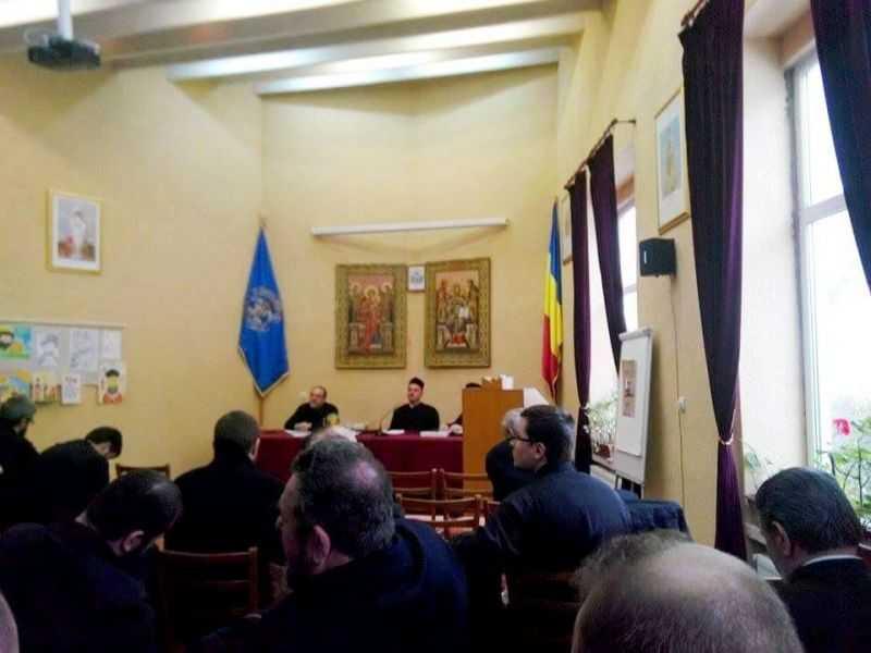 Conferintă despre Sf şi Marele Sinod - Braşov 2017