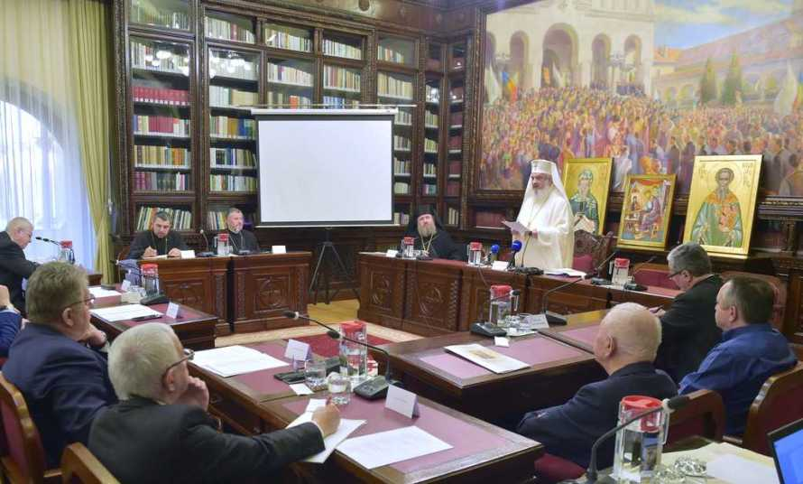Annual Diocesan Assembly Meeting of the Archdiocese of Bucharest