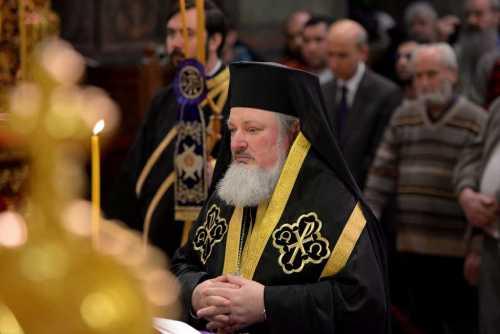 PS Varlaam - Canonul cel Mare la Catedrala Patriarhală