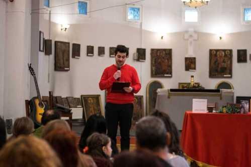 Întâlnire tineri Caransebeş