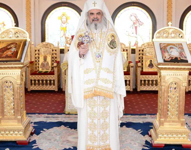 Patriarch Daniel homily on Sunday of the Last Judgement