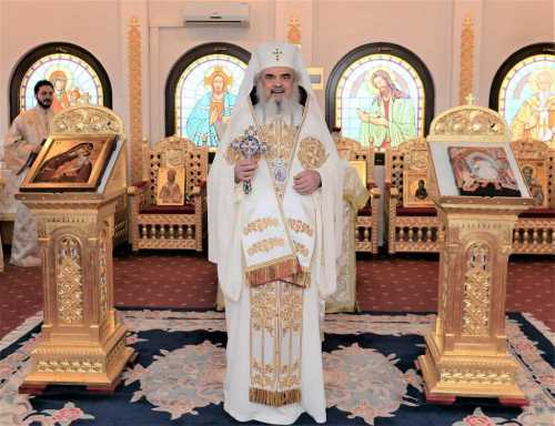 By practicing virtues we acquire the power of the Holy Spirit, Patriarch Daniel says