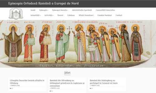 Eparhia Europei de Nord - Website