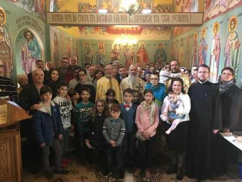 IPS Serafim - Duminica a doua a Postului Mare 2017