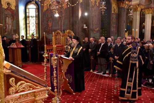 PS Timotei - Canonul cel Mare la Catedrala Patriarhală