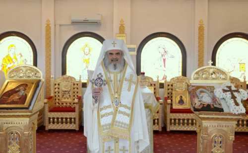 Patriarch Daniel: The Holy Cross is a symbol of both Christ's Crucifixion and Resurrection