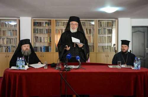 Simpozion Mănăstirea Radu Vodă