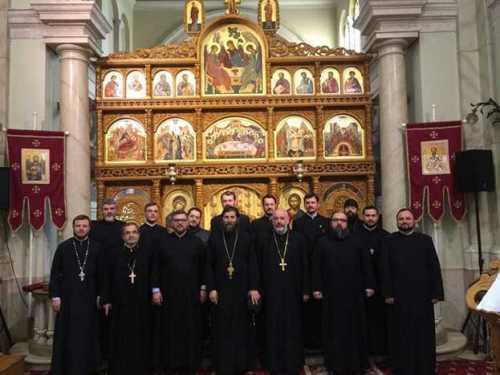 trivento 2 - şedinţă clericală
