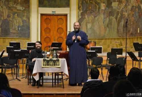 Conferinţă Pr. Necula - Cluj