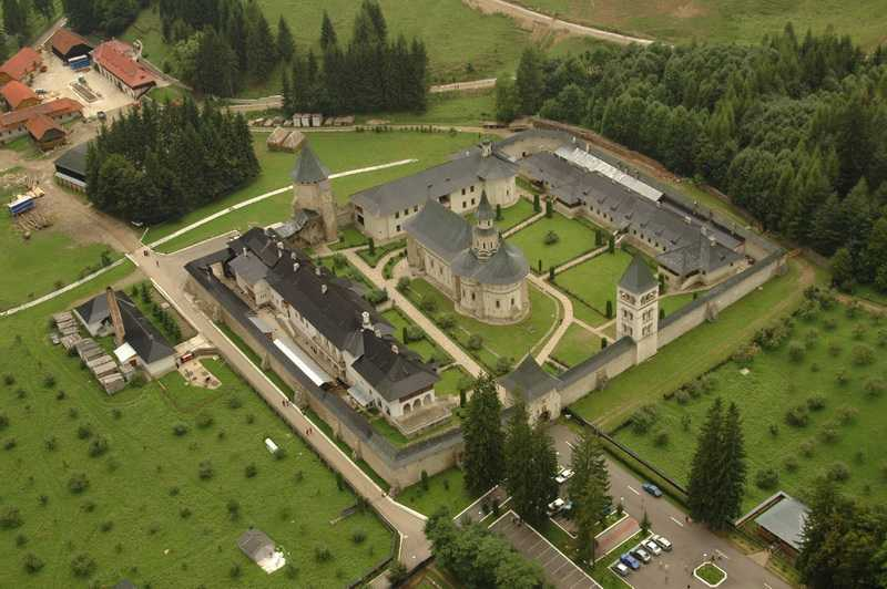 Putna Monastery 2017