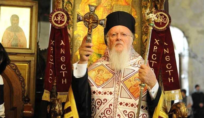 Ecumenical Patriarch Bartholomew sends condolences over terrorist attacks in Egypt