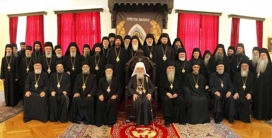 Holy Synod of Serbian Patriarchate