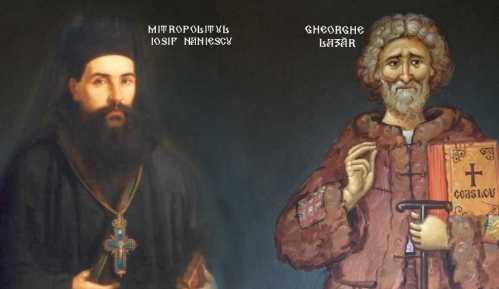 Joseph Naniescu and George Lazăr