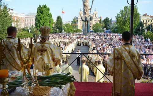 Procesiune de Rusalii - Cluj (1)