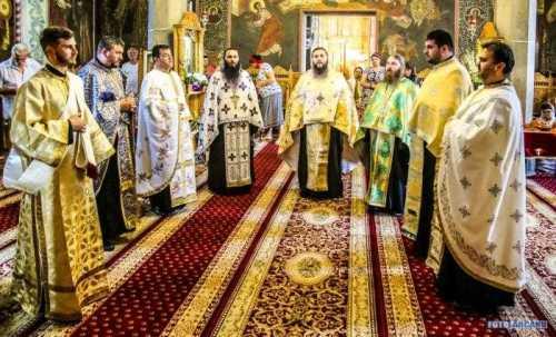 Sfântul Paisie sărbătorit la Schitul Sfântul Nicolae din Giurgiu