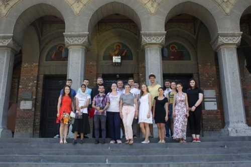 Tabără pentru tineret la Mănăstirea Timişeni Şag, Timişoara