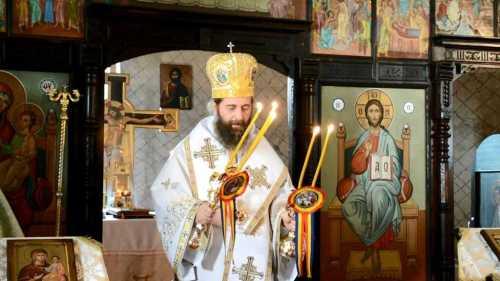 PS Siluan s-a rugat pentru odihna sufletului domnitorului Mihai Viteazul