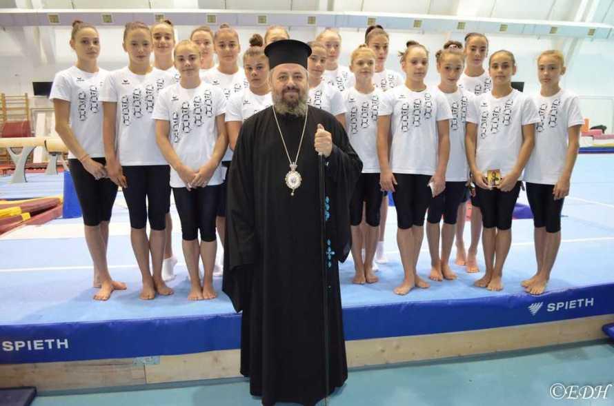 Donatie lot olimpic Episcopia Devei si Hunedoarei