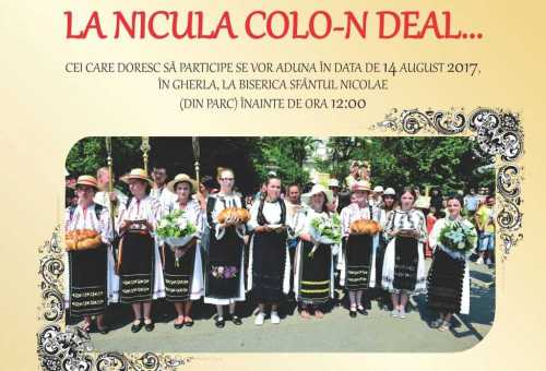 Procesiunea LA-NICULA-COLO-N-DEAL