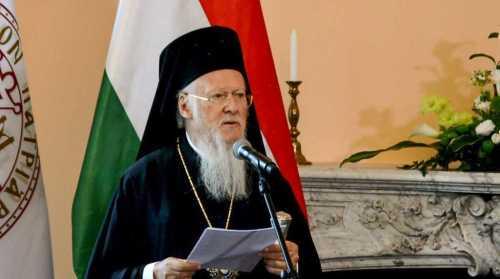 Palatul Karolyi din Budapesta a fost donat Patriarhiei Ecumenice. PS Siluan a participat la eveniment alături de Patriarhul Bartolomeu (1)