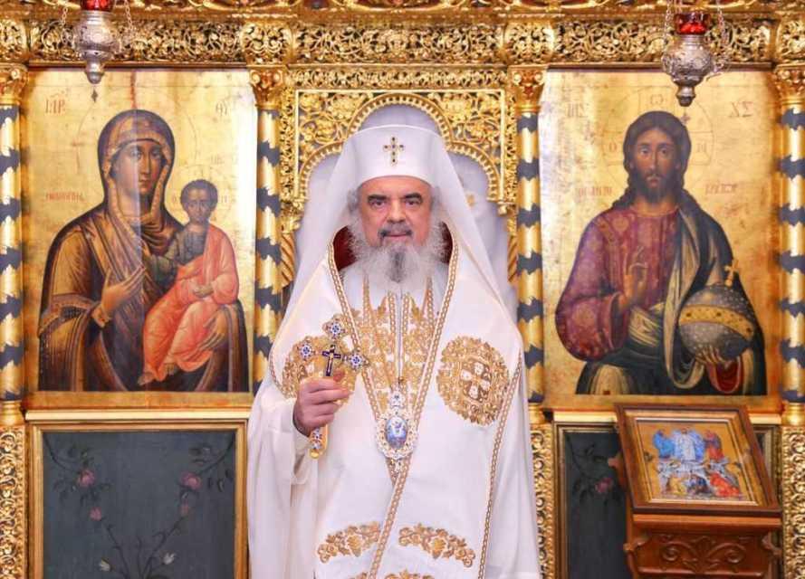 Patriarhul Daniel Schimbarea la Față – slava lui Dumnezeu împărtășită oamenilor