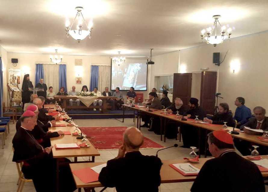 Comisia dialog teologic (2)
