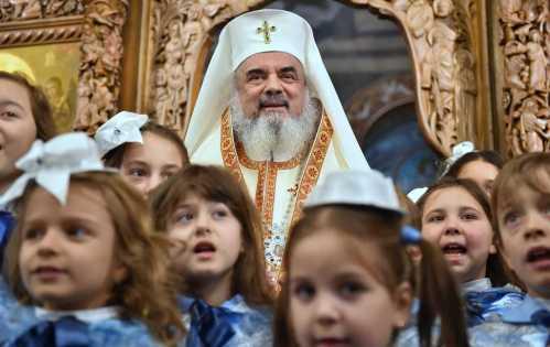 Mesajul Patriarhului Daniel la început de an şcolar
