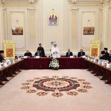 Patriarhul Daniel a deschis lucrarile Congresul International de Teologie 2017