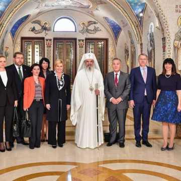 Patriarhul Daniel şi Preşedintele Croaţiei (6)