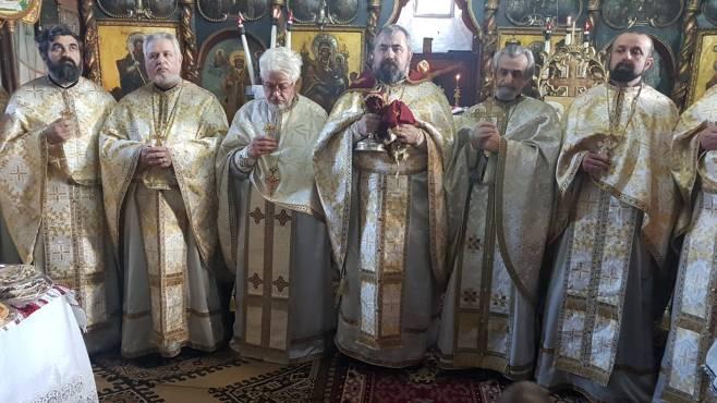 marturisitorii Ortodoxiei pomeniti la Targu Ocna 3 - Mărturisitorii Ortodoxiei, comemoraţi la Târgu Ocna 2019