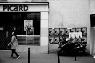 Girl, Saint Germain des Prés