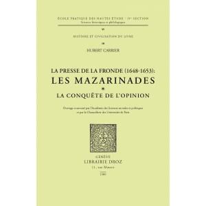 la-presse-de-la-fronde-1648-1653-les-mazarinades