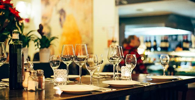 Basil's Restaurant & Bar - Impressionen