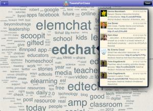Tweetascope Screen Shot