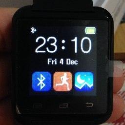 U8 Smartwatch face