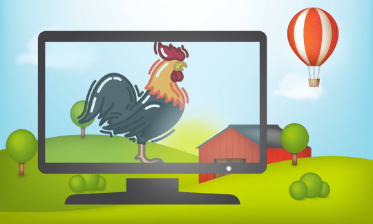 Rooster App Store Icon 1280x768
