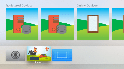 Rooster Screenshot – Top Shelf